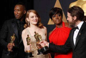 Όσκαρ 2017: La La Land ημίχρονο, Moonlight τελικό