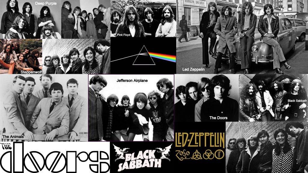 Συγκροτήματα που άλλαξαν για πάντα την παγκόσμια μουσική σκηνή!