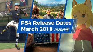 Τα πάντα για το gaming - Μάρτιος 2018