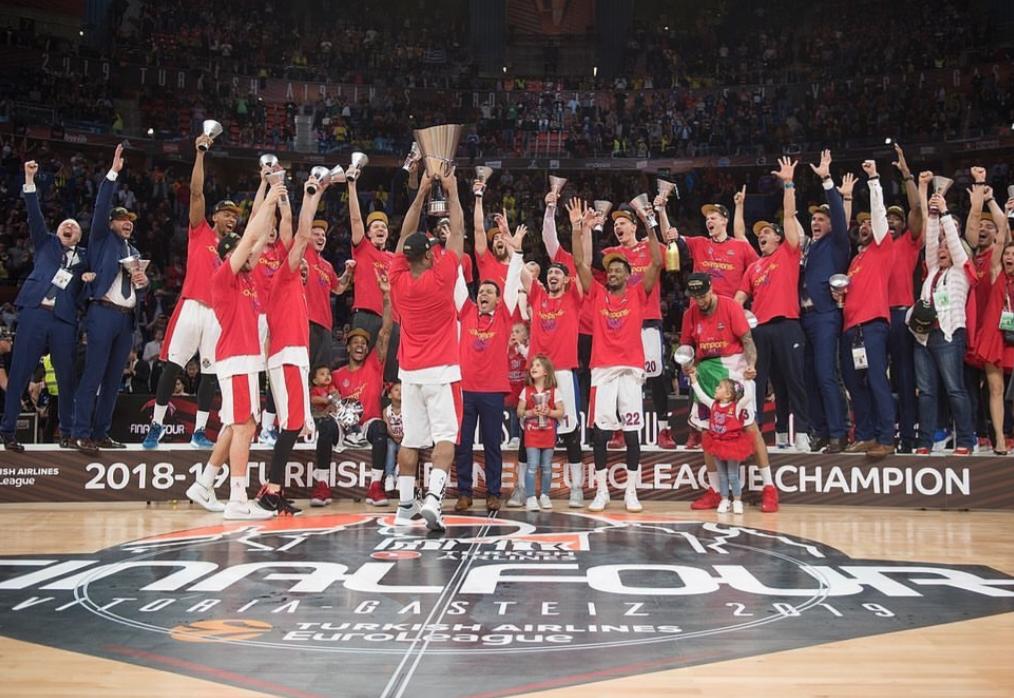 Πρωταθλήτρια Ευρώπης η ΤΣΣΚΑ Μόσχας!