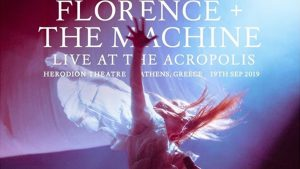 Sold out και δεύτερη ημερομηνία για τους Florence + the Machine στο Ηρώδειο!