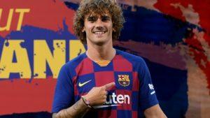 Κάτοικος Βαρκελώνης ο Γκριεζμάν!