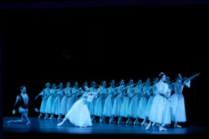 «Giselle»: Η ιστορία μιας ιδανικής αγάπης που ξεπερνάει κάθε ανθρώπινο όριο.