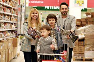 Πώς να διαχειριστούμε την καταναλωτική μανία των μικρών παιδιών, όταν επισκεπτόμαστε σούπερ μάρκετ & μαγαζιά